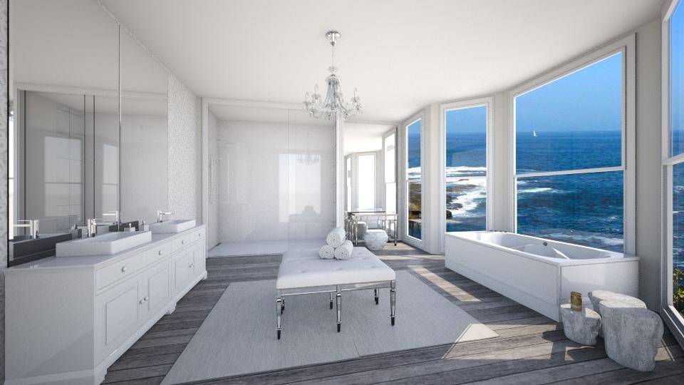 Luxury Bathroom - Bathroom - by Ana Mercedes