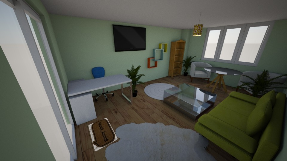 Living Room - Living room - by Edvard
