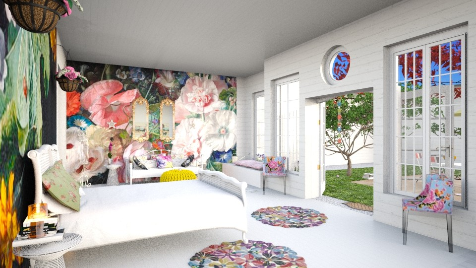 garden house - by rfstarbuck