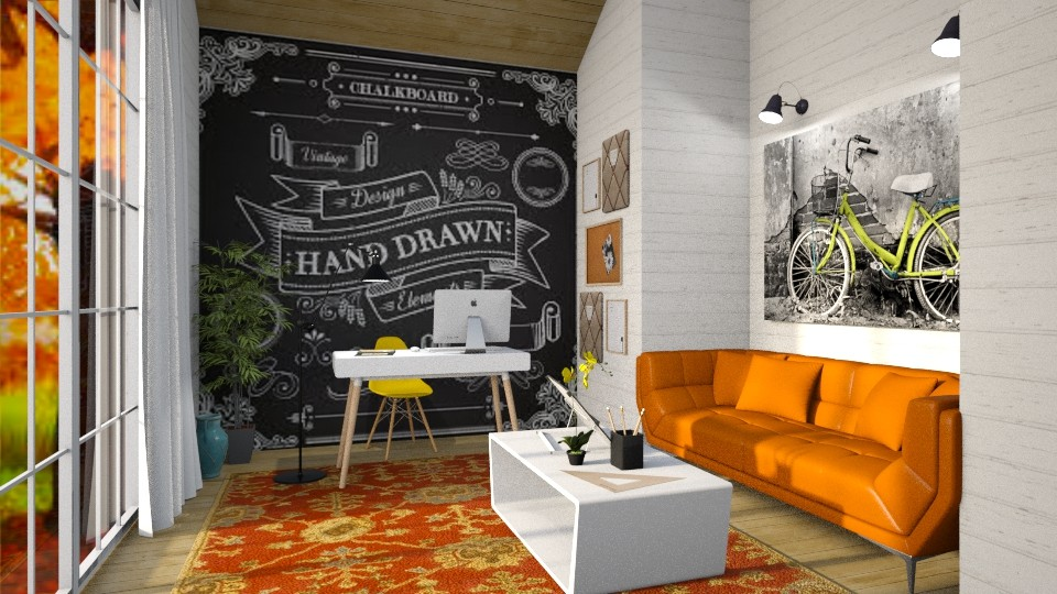 Autumn - Office - by House of Fritz