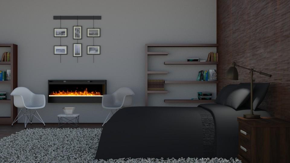 Bedroom - Classic - Bedroom - by Mari07