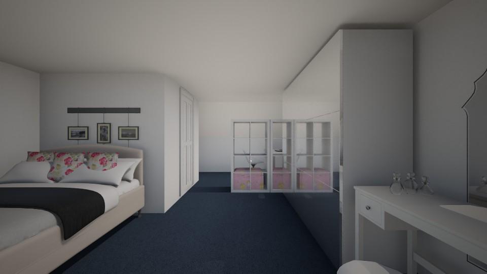 my room - Bedroom - by projekt gl