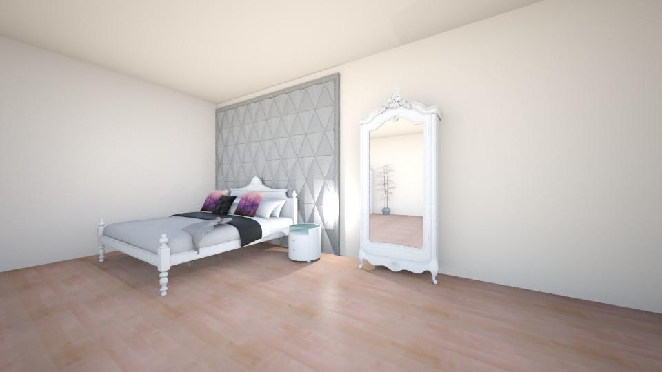 bedroom - Bedroom  - by HND BTS