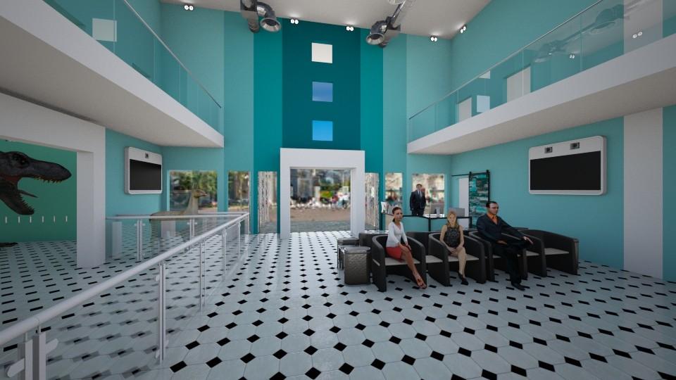 Virtual Museum Seats - by Phospective
