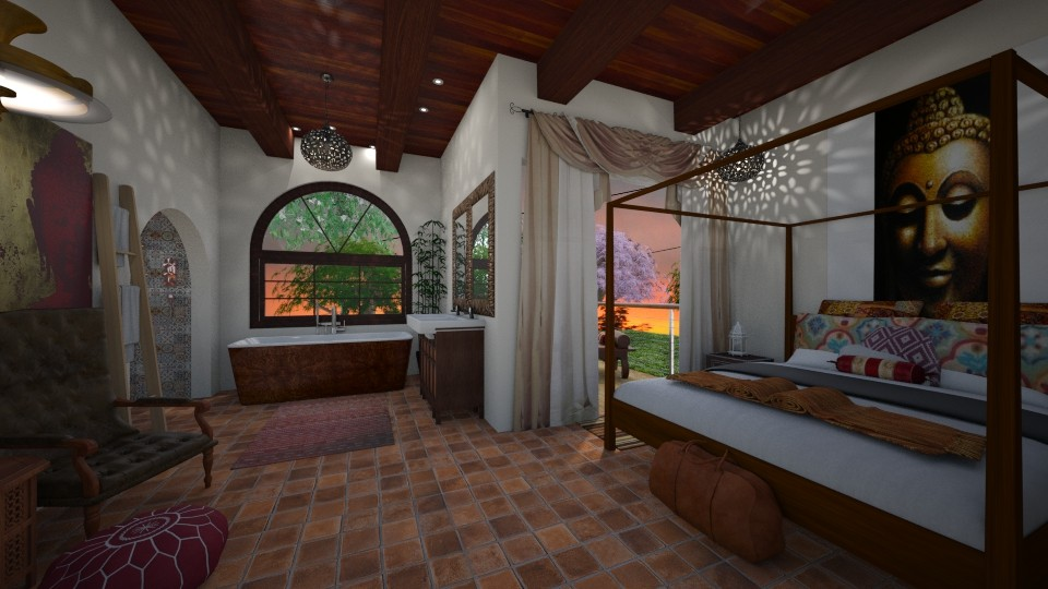 Ibiza bedrooms - Bedroom - by Lisett