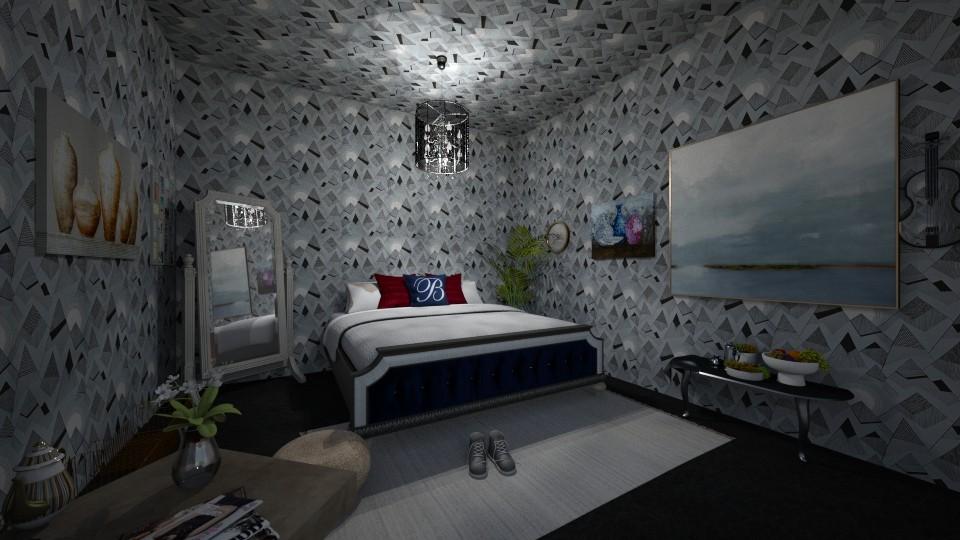 bad - Bedroom - by yukicrossnowblood