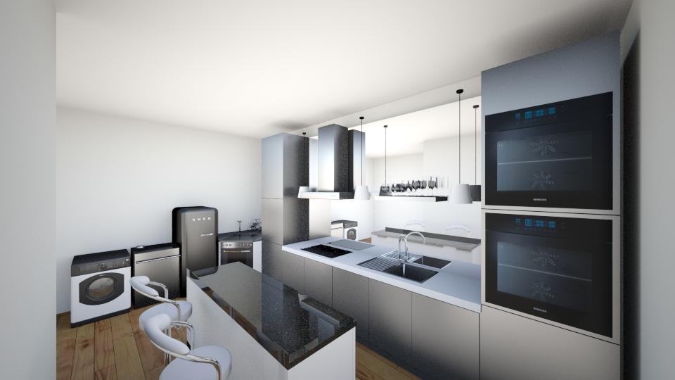 my future kitchen - Kitchen - by josierobsonxx