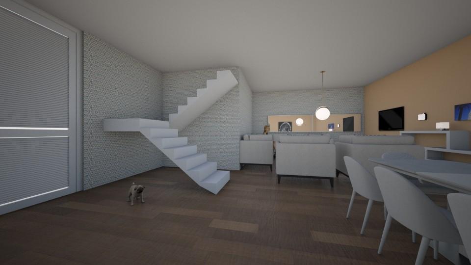 living room - by anaclaraalvesjianelli