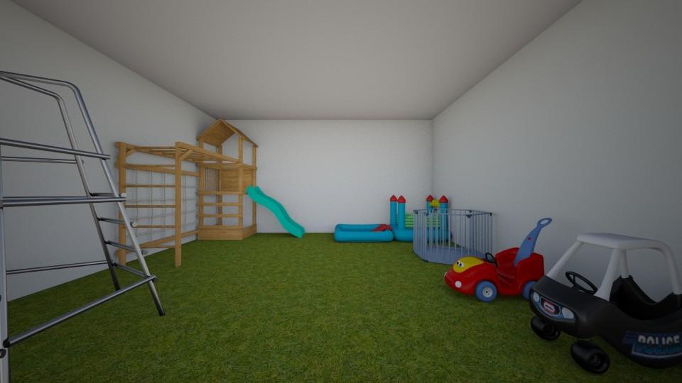 kids house - by nlisek