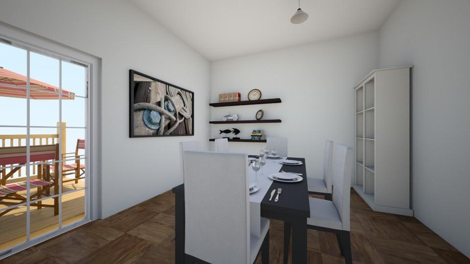 Guntas  - Vintage - Dining room - by Erica Jane