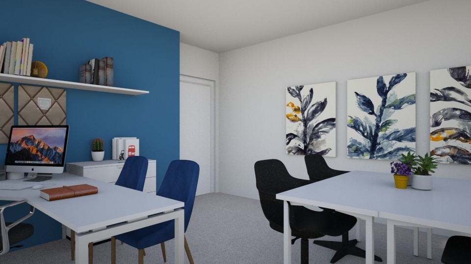 kobi office - Office - by yonitl