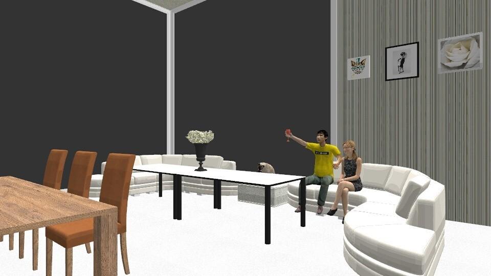 Biebrs home111 - Living room - by babumullerova
