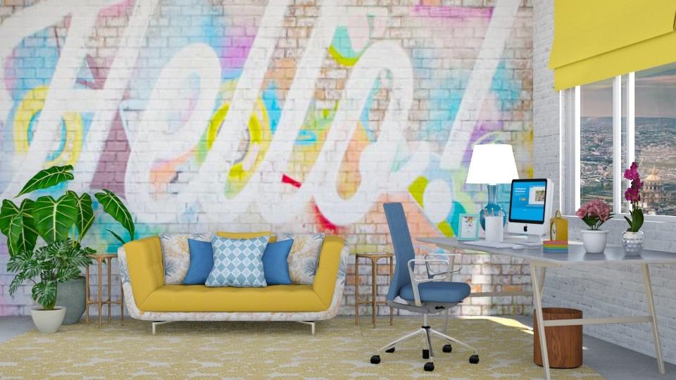 Playful Office 3 - Office - by jjp513