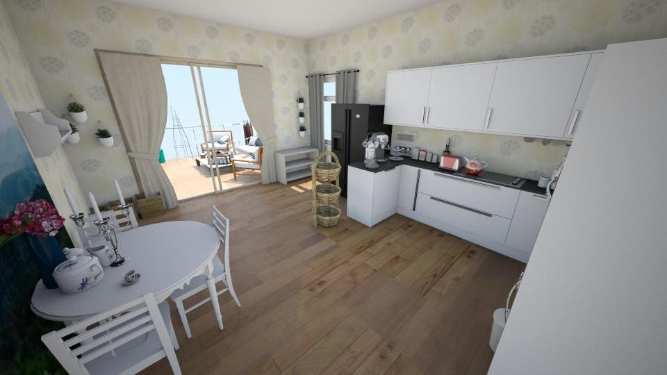 k1 - Kitchen - by Ebru Tekneci