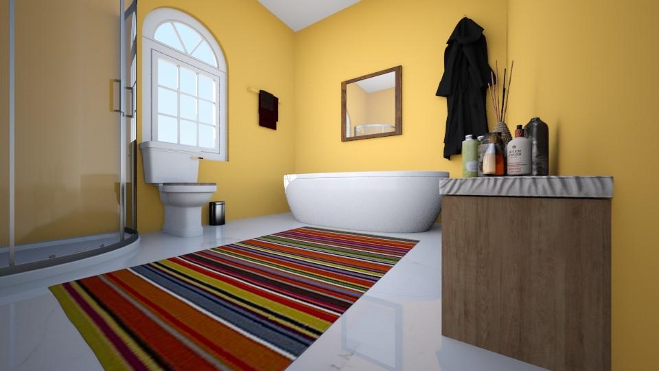my bathroom - Classic - Bathroom - by sillylily1705