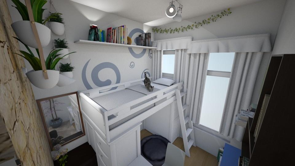 Apaato - Bedroom - by Yuki Cu