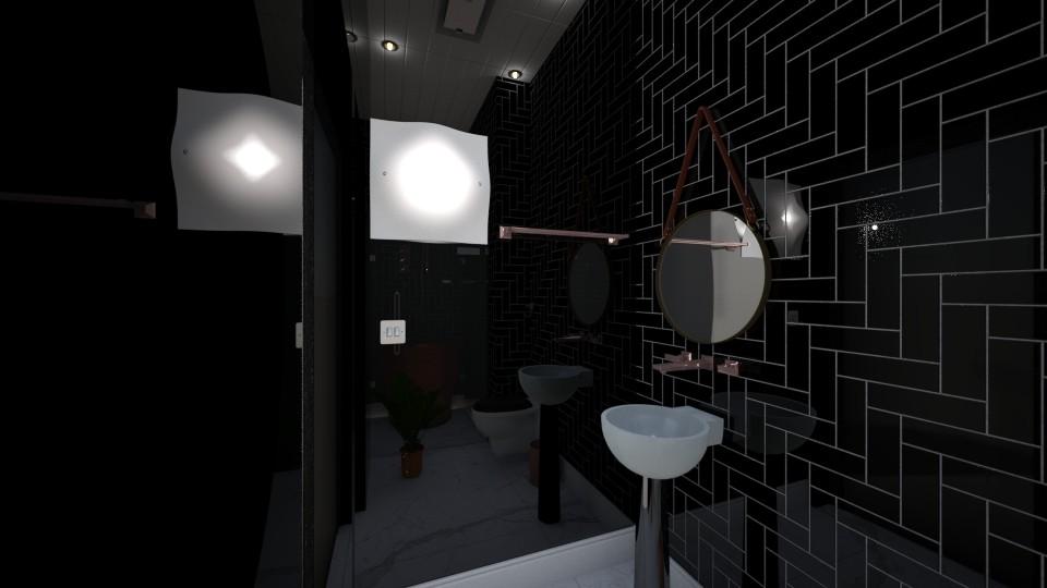 banheiro - by michellit