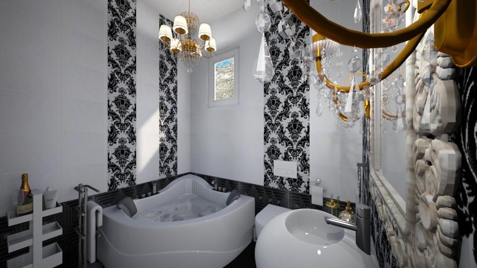 b_m1 - Glamour - Bathroom - by Aeea P