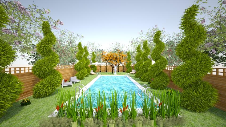 My Secret Garden - by AlinaZ