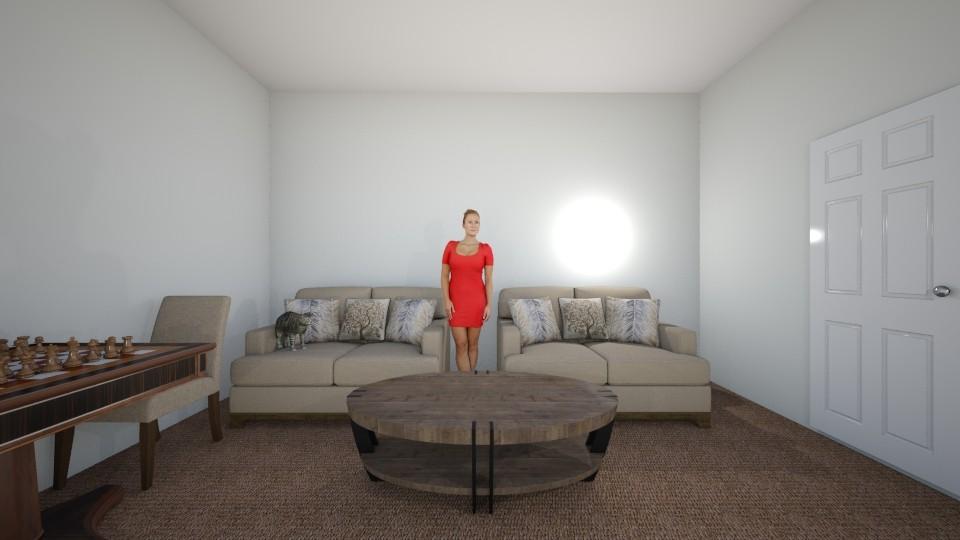 lbns - Living room  - by Albnisa