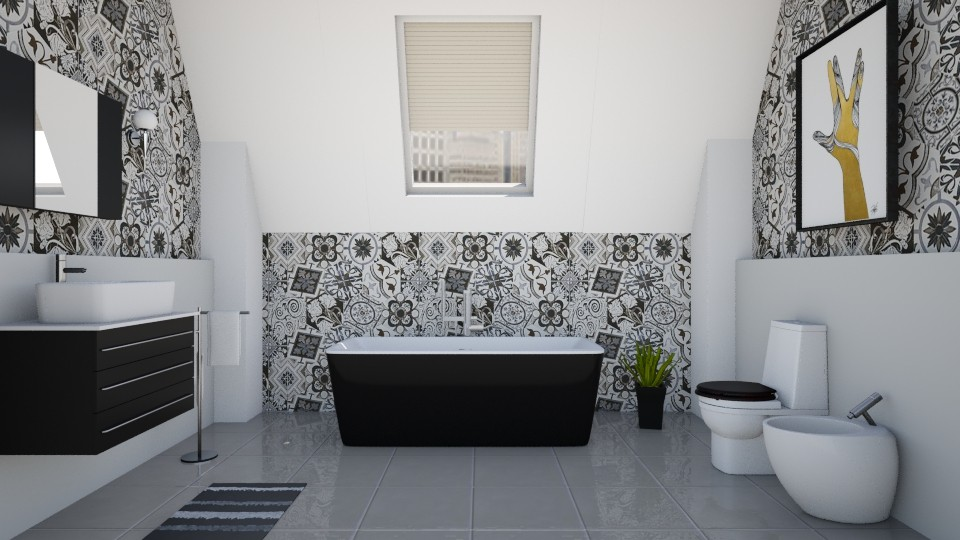 Light and Nice - Modern - Bathroom - by mclaraop