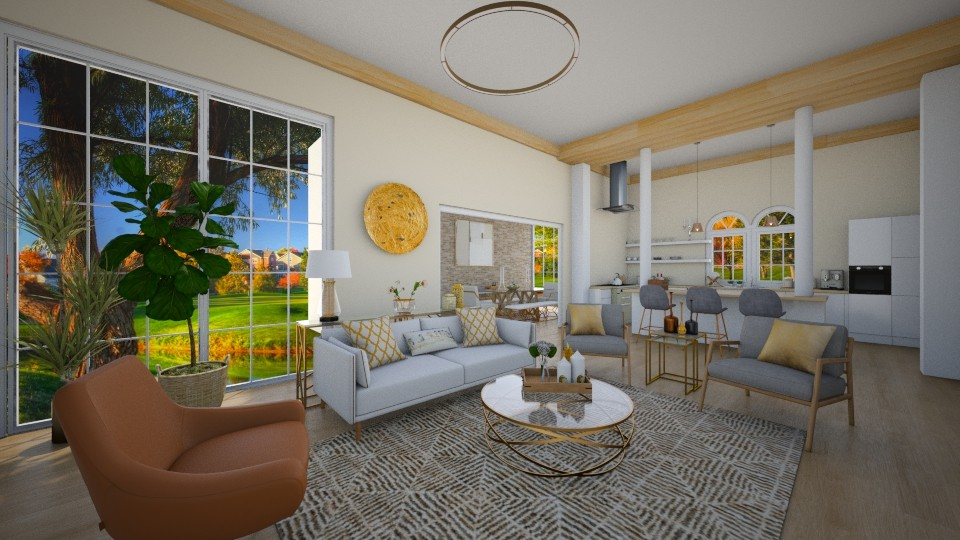 life room - Eclectic - Living room - by nuray kalkan