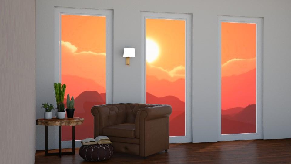 Overdimensioned  - Living room - by nicolaswiggins