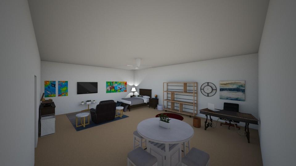 Nicholas Konstantin - Bedroom  - by Rsvo64