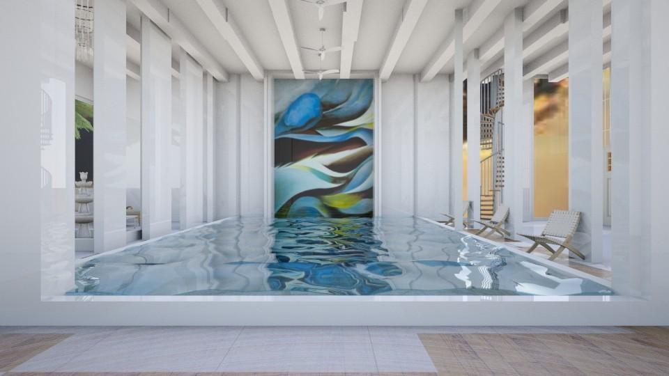 O keeffe pool - by horseygirl Xx