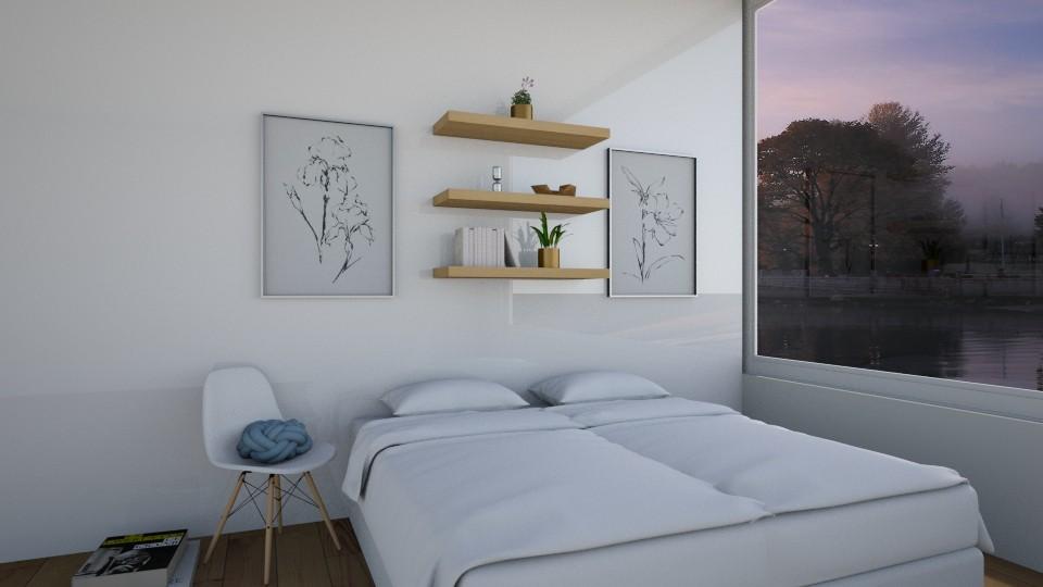Simplified - Bedroom  - by belly bel bel