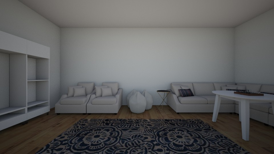 small modern house  - by k_atz