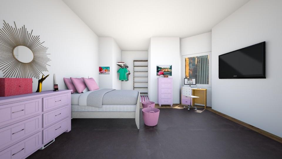 bedroom - Bedroom  - by Jessica Baines