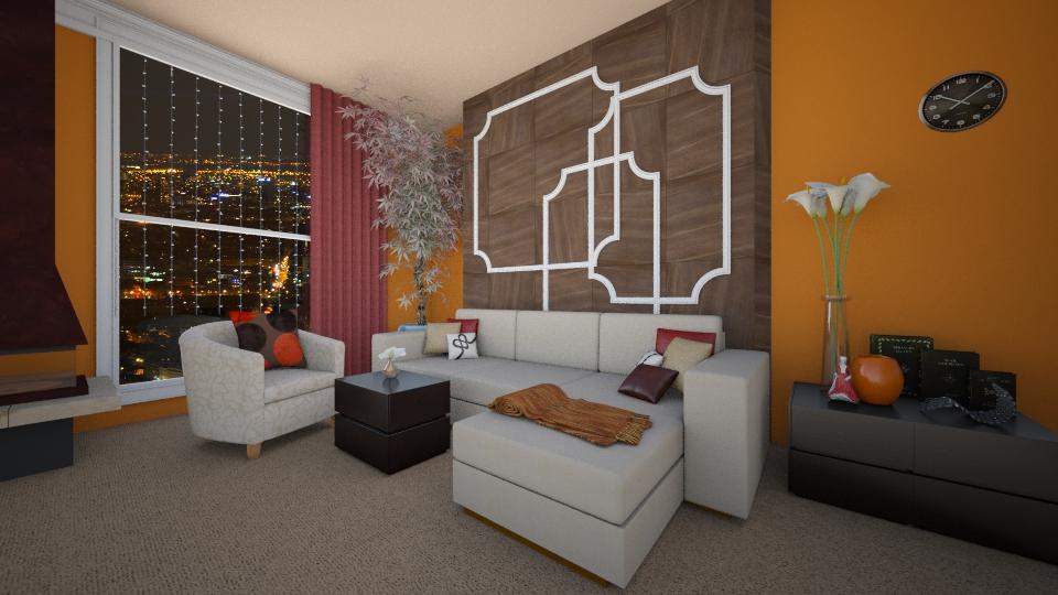 jg - Living room  - by ivaninayo