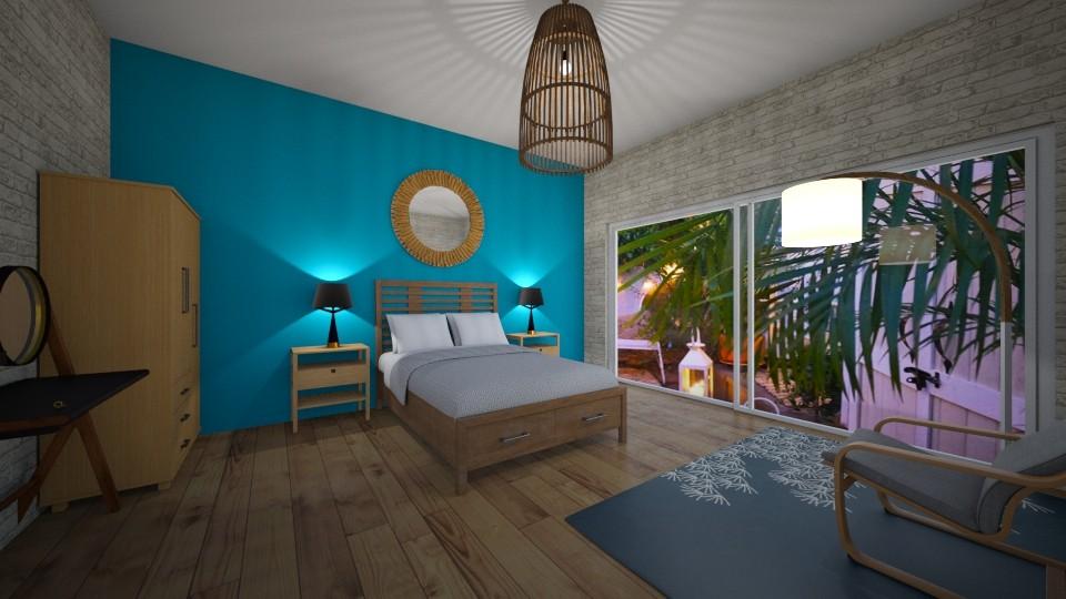 Bedroom - Bedroom - by Marion_