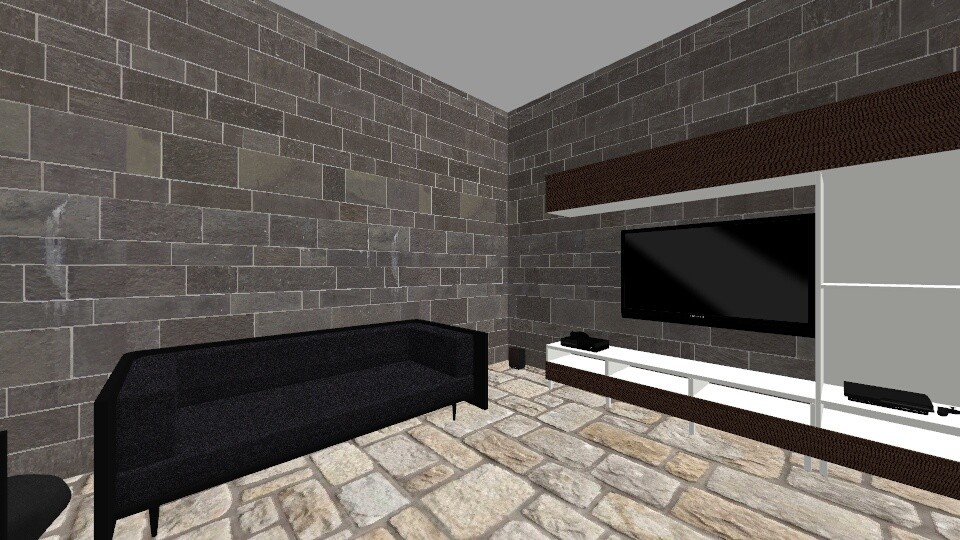 alans finished house - by D3ad5p1d3r