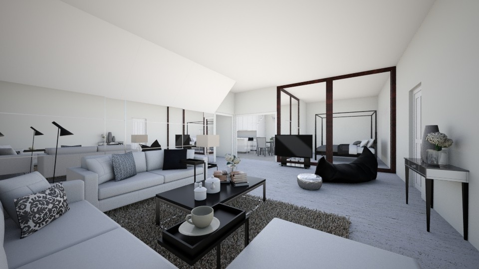 apartment - by bcn23