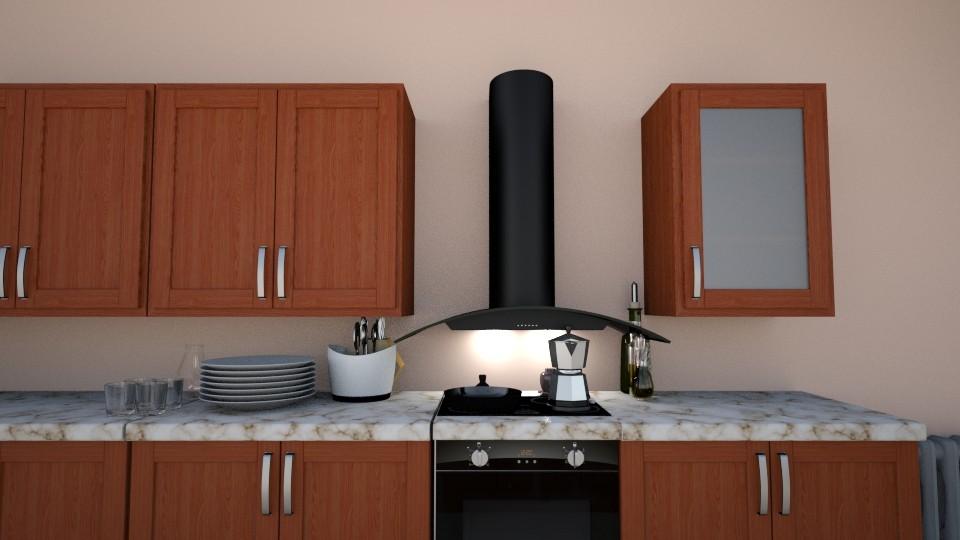 kitchen1 - Kitchen  - by LeiRech