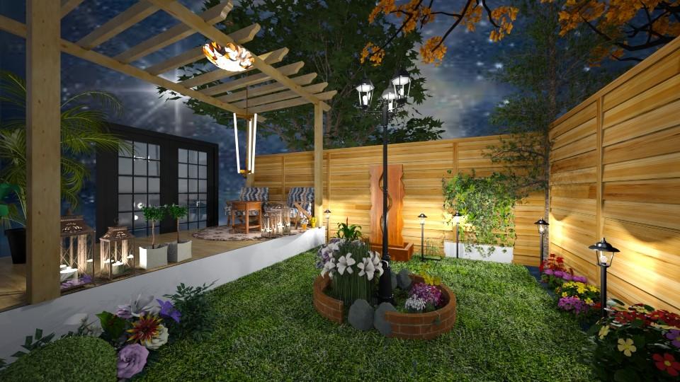 tiny lawn - Glamour - Garden - by agargidp