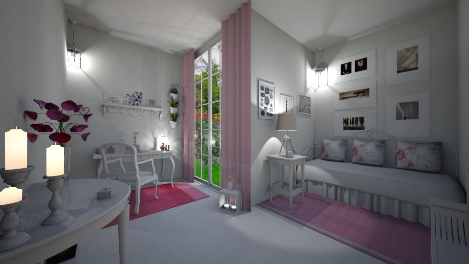 Bedroom - by erika327