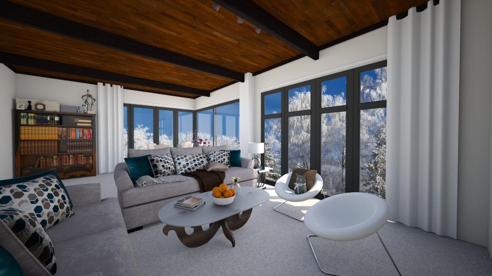 gftjff - Living room  - by ivaninayo