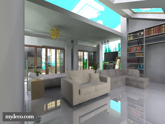 Service Apartment1 - Global - by Siti Idrus