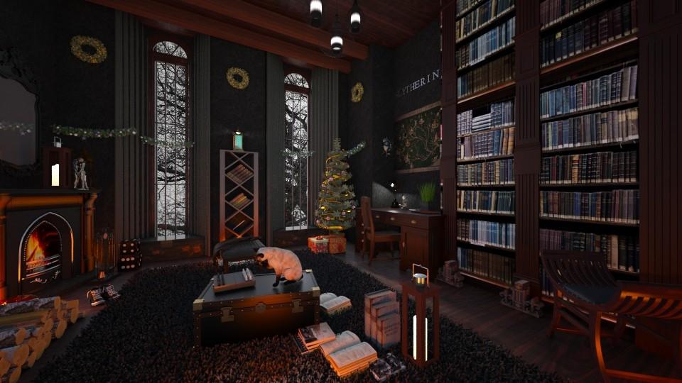 Merry Christmas - by Yavanna