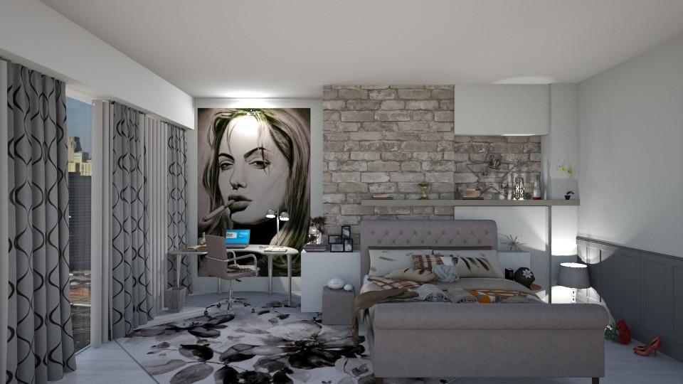 MID bedroom 1 - by nat mi