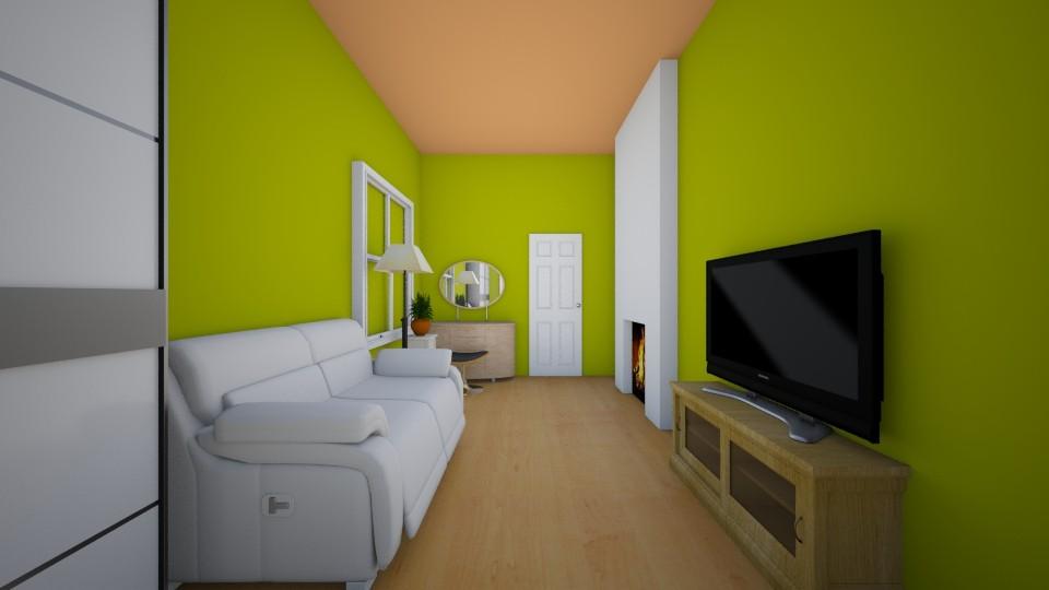 Empsi magamistuba 2 - Bedroom - by katlinstrikholm
