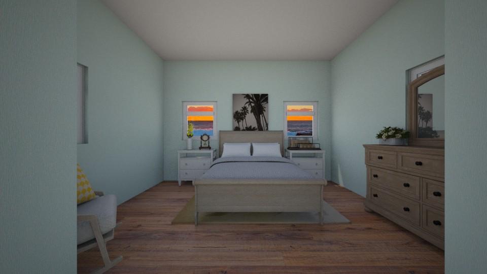 Room for Grandma 2 - Bedroom - by RAF2024