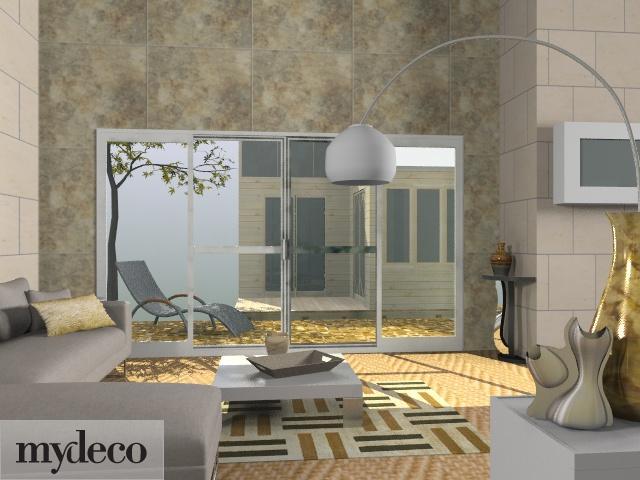Razz - Modern - Living room - by Calolynn