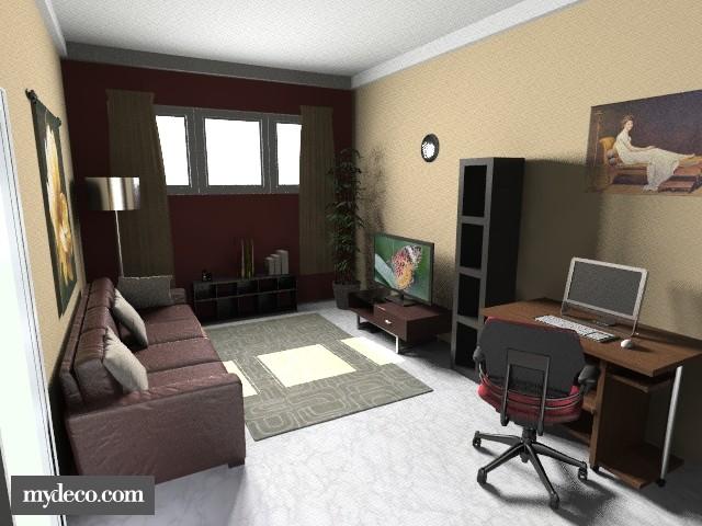 Living room - by Designer9406