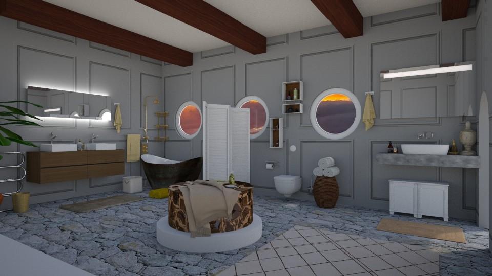 BATHROOM - by danielaraqueldpm