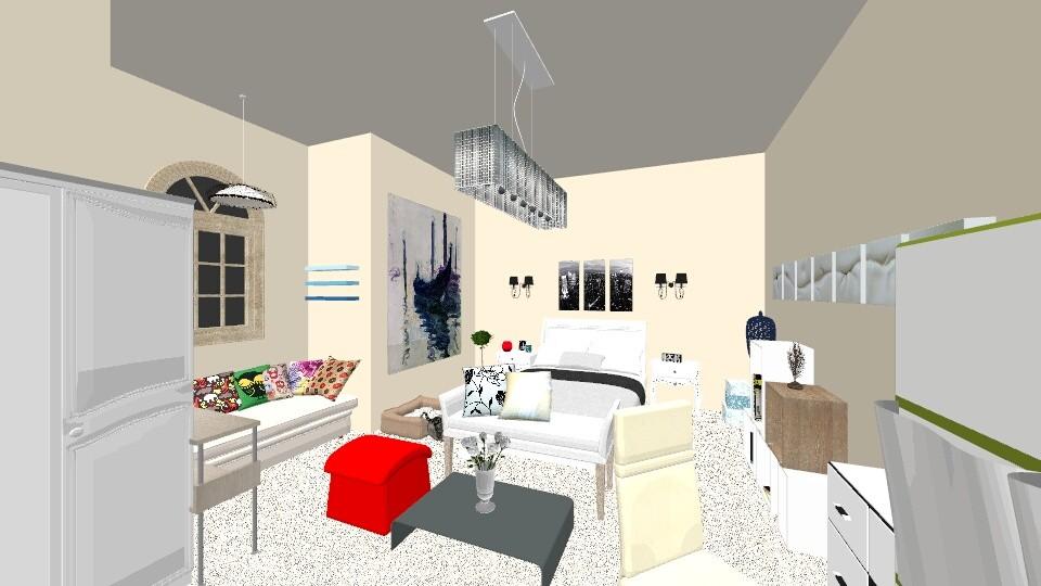 Dream_1 - Modern - Bedroom - by Kristiyana Stoyanova