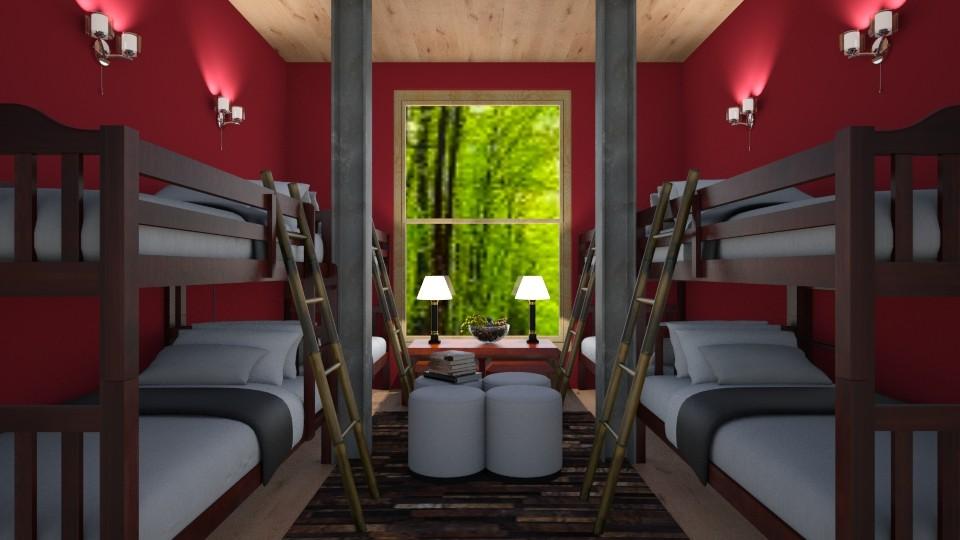 Summer Camp Cabin - by Love2Create